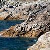 Cote Sauvage (Wild Coast), Quiberon, departament de Morbihan, Brittany, France