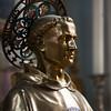 Buts of Saint Vincent Ferrer, Saint Pierre Cathedral, Vannes, department of Morbihan, region of Brittany, France