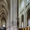Interior of Saint Pierre Cathedral, Nantes, France