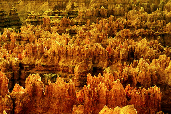 Sunset Point at Bryce Canyon