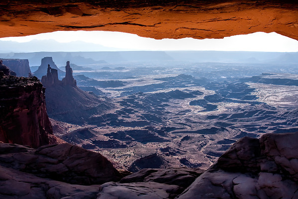 Mesa Arch at Canyonlands National Park
