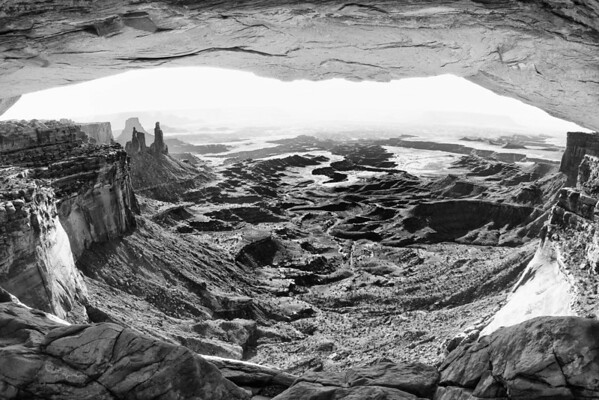 Mesa Arch at Canyonlands