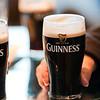 Glass of Guinness, Guinness storehouse, Dublin, Ireland