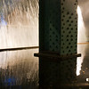 Waterfall, Guinness storehouse, Dublin, Ireland