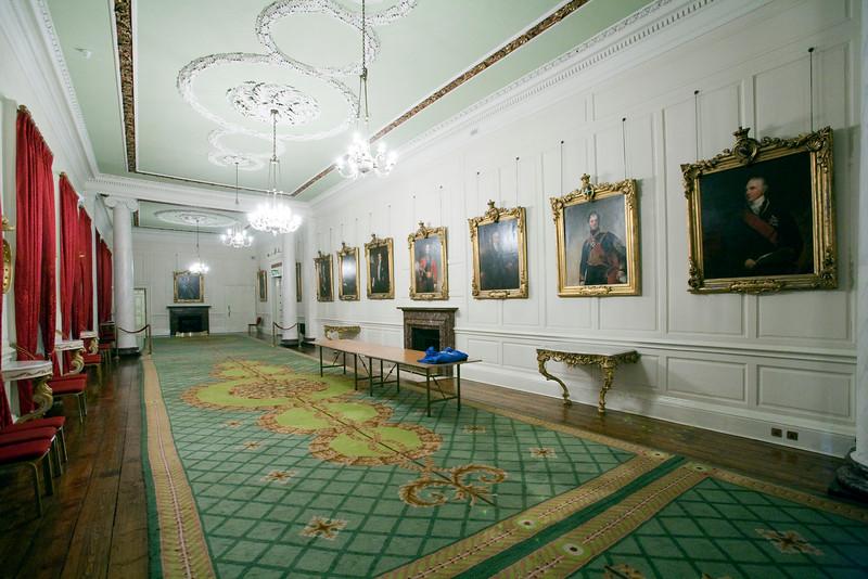 Portrait Gallery, Dublin Castle, Dublin, Ireland
