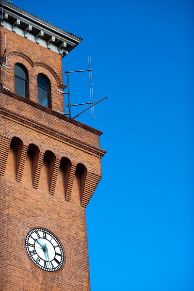 Clock Tower, Pearse Street, Dublin, Ireland