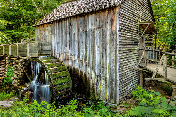 Cable Mill at Cades Cove (AR1201)