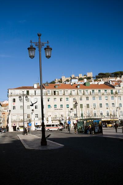 Figueira square, Lisbon