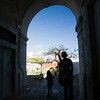 Archway, Alfama, Lisbon