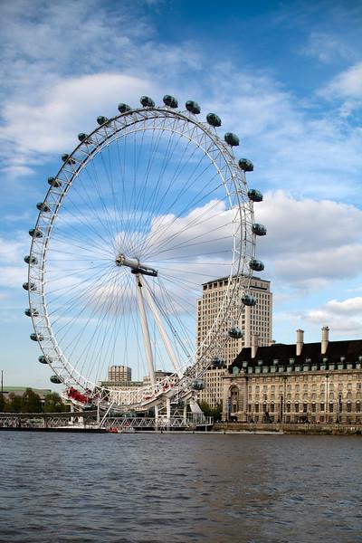 London Eye wheel, London, England, United Kingdom