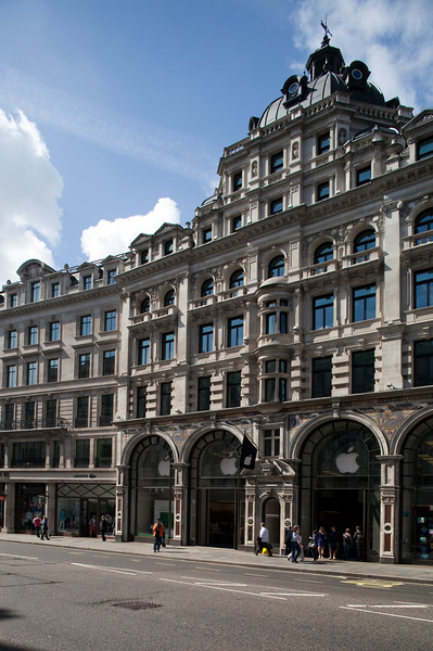 Regent street, Westminster, London, England, United Kingdom