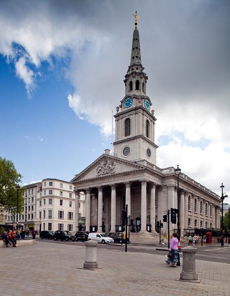 Saint Marting in the Fields church, London, England, United Kingdom