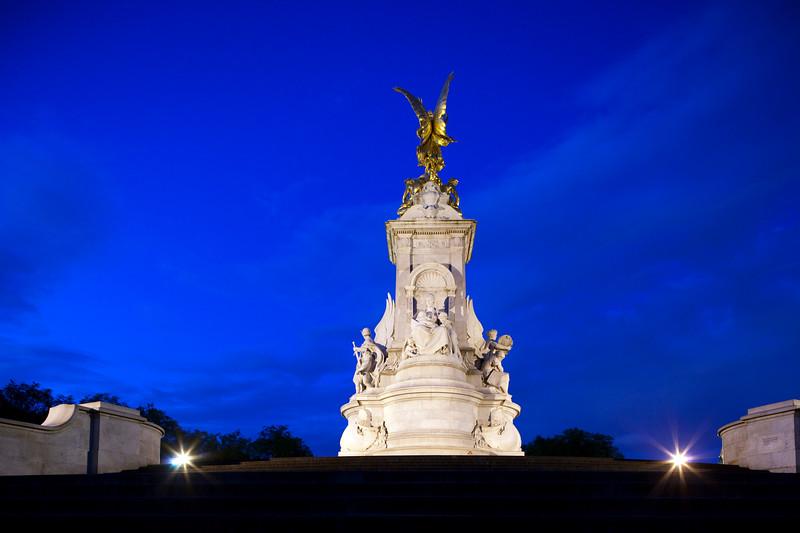 Victoria Memorial, London, England, United Kingdom