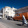 Urban scene in the Spanish quarter, Tetouan, Morocco