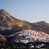 Outskirts of Tetouan, Morocco