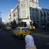 Woman with the hijab or Arab headscarf, town of Tetouan, northern Morocco, Africa