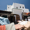 Mattress store in the souk, Tetouan, Morocco