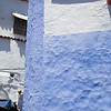 Blue walls, Chefchaouen, Morocco