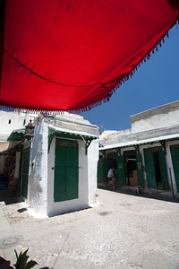 Medina or old town, Tetouan, northern Morocco, Africa