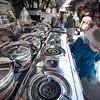Gas stove store in the souk, Tetouan, Morocco