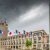 Hotel de Ville (City Hall), Le Havre, France.