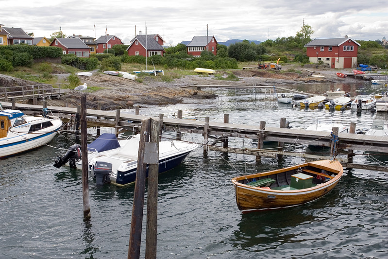 Seafaring image of a seafaring country: Norway