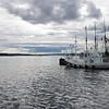 Seafaring scene in Oslo.