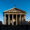Facade of the Pantheon, Paris, France
