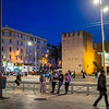 Medina walls, Rabat, Morocco