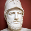 Herm of Pericles, Roman copy of the original by Kresilas, Vatican Museums