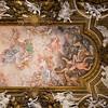 Ceiling of Santa Maria della Vittoria, Rome