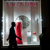 Valentino shop on Via Condotti, Rome