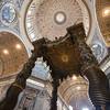 Saint Peter's baldacchino, Vatican