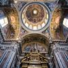 Borghese chapel, Santa Maria Maggiore basilica, Rome