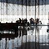 El Prat de Llobregat airport, Barcelona, Spain