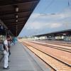 Schönefeld railway station, Germany