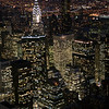 Midtown Manhattan from the Empire State Building, NYC, USA