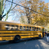 School bus, Connecticut, USA