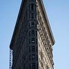Flatiron building, NYC, USA