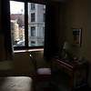 Hotel Room on Broadway, NYC, USA