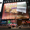 Giant billboard on Broadway, Times Square, NYC, USA