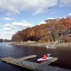 Saugatuck River, Westport, CT, USA