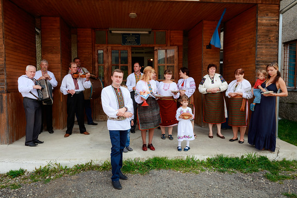 Bukovets Wedding