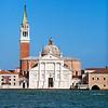 San Giorgio Maggiore as seen from Dorsoduro, Venice, Italy
