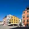 Campo (square) Francesco Morosini, San Marco sestiere, Venice, Italy