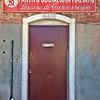 Local office of the Italian Socialist Party, Cannaregio, Venice, Italy