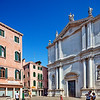 San Toma church, San Polo, Venice, Italy