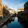 Fondamenta della Misericordia, Cannaregio quarter, Venice, Italy.