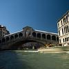Canal Grande near Rialto Bridge, Venice, Italy