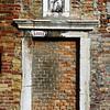 Blind doorway, Campo dei Gesuiti, Venice, Italy
